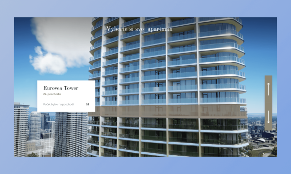 eurovea tower web portal